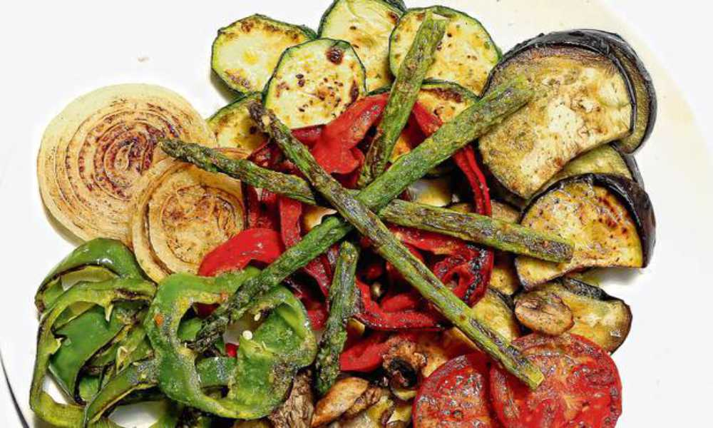 Parrillada de Verduras de la Huerta