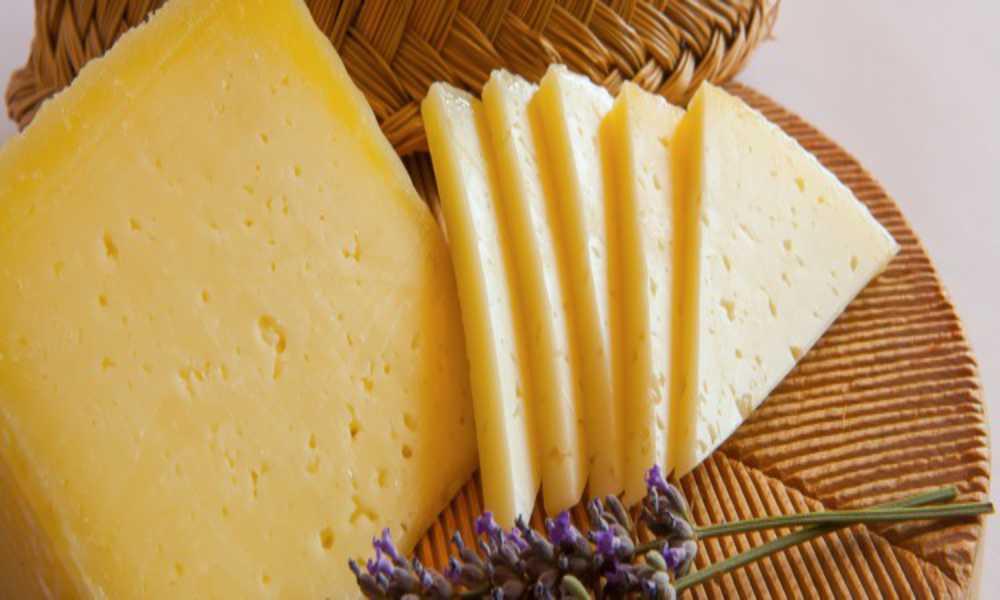 queso curado manchego resturante salamar en madrid