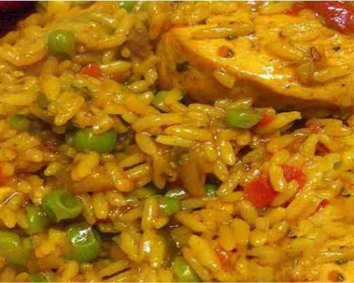 200925 arroz paella solo de pollo restaurantesalamar.es com 600 paellas, arrocess raciones y marisco para llevar