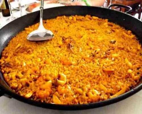 arroz banda para dos personas restaurantesalamar.es com 600 paellas, arrocess raciones y marisco para llevar