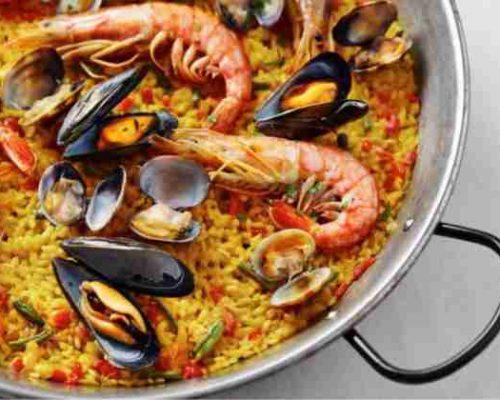 paella de marisco para dos personas restaurantesalamar.es com 600 paellas, arrocess raciones y marisco para llevar