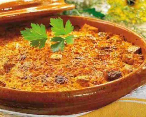 paellas, arrocess raciones y marisco para llevar arroz iberico con costra para dos o tres personas 36 euros restaurantesalamar.es com madrid 600